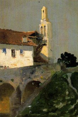 Salvador Díaz Ignacio Ruiz de Olano. The City Of Urbino.