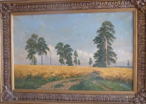 Unknown Author. Rye