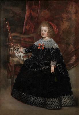 Juan Batista Martinez del Maso. Maria Teresa, Infanta of Spain
