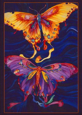 Хелен Рид. Две бабочки