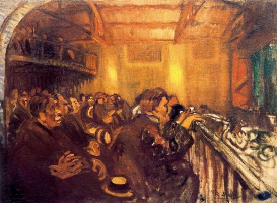 Raoul Dufy. Plot 17