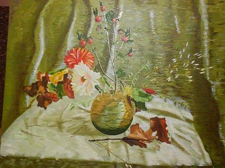 """Alexander Nikolaevich Gorokhov. """"Autumn melody"""""""