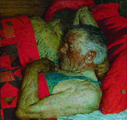 Heliy Mikhailovich Korzhev. Old wounds