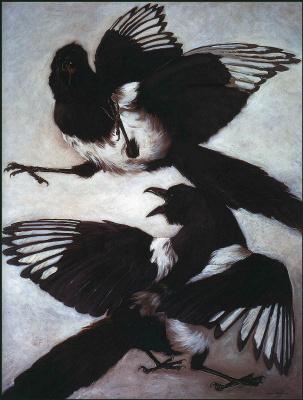 Генри Висмут. Вороны