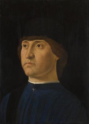 Джакометто Венециано. Портрет мужчины