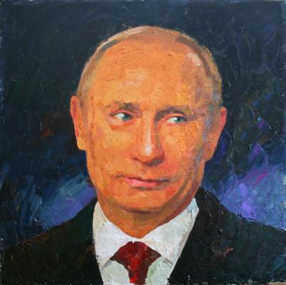 Михаил Рудник. Путин