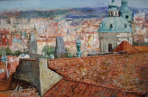 Andrey Romasyukov. Zlata Prague
