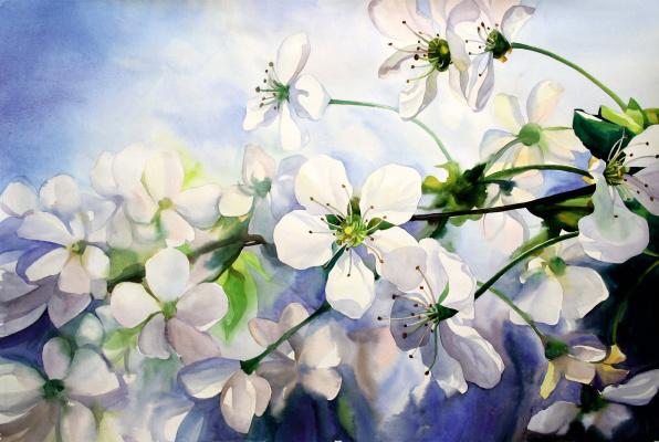 Violetta Dudnikova. Tenderness