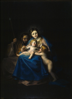 Франсиско Гойя. Святое семейство