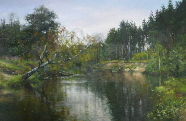 Sergey Vladimirovich Vorotilov. Warmth of autumn