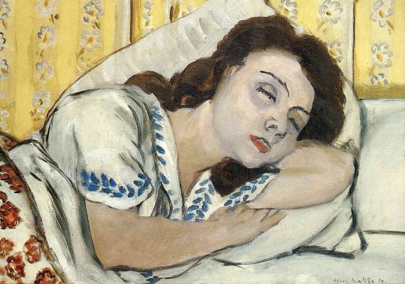 Henri Matisse. Sweet dream