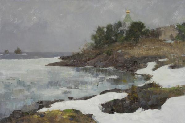 Alexander Evgenievich Kosnichev. On Balaam