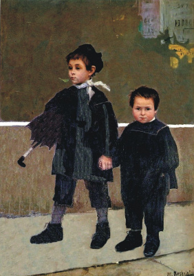 Мария Константиновна Башкирцева. Jean and Jacques