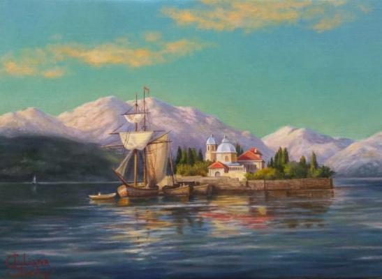 Juliana Strely. Dream island