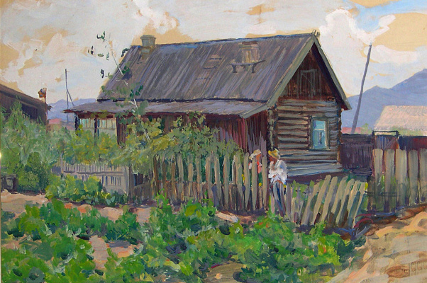 Vasily Fadeevich Demin. Untitled