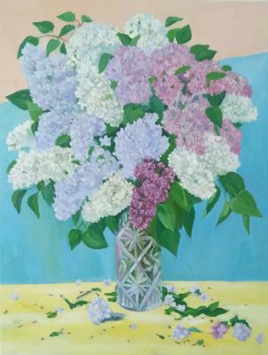 Elena Anatolyevna Seyfi. Lilac