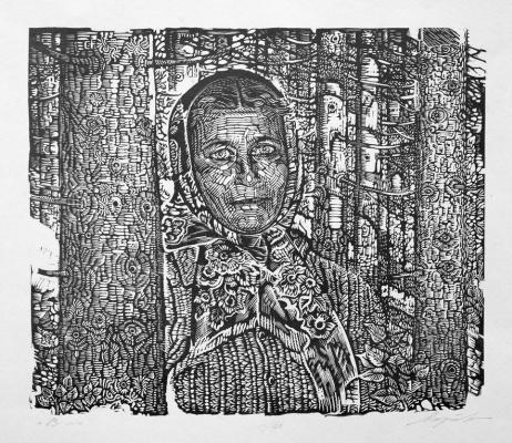 Георгий Вячеславович Якутович. В лесу