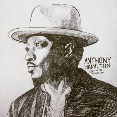 Dauren Tasbolatov. Anthony Hamilton