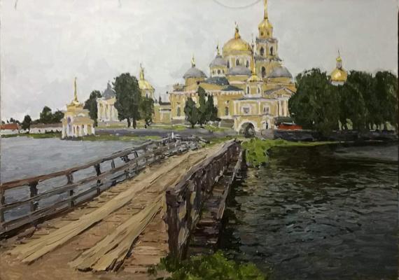 Василий Васильевич Куракса. Nilo-Stolobensky desert