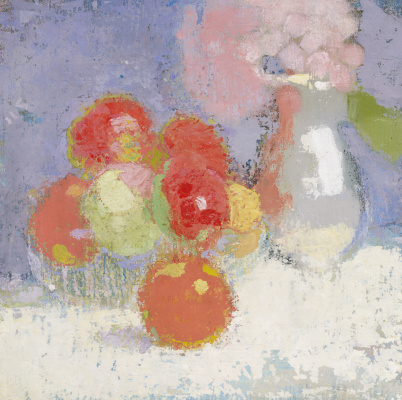 Helena Sophia Scherfbek. Red apples