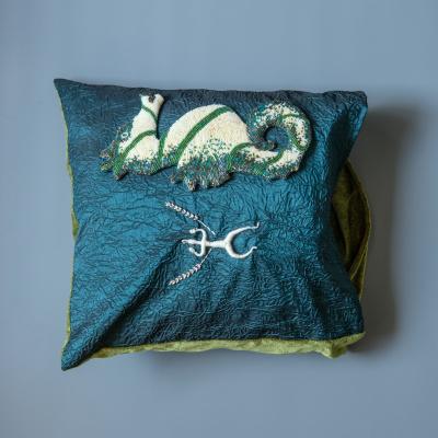 Дмитрий Цветков. Pillow