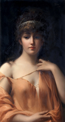 Luis Ricardo Phalero. Antique Beauty