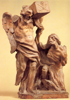 Джованни Лоренцо Бернини. Смерть
