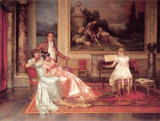 Витторио Реггианини. Фортепианный концерт
