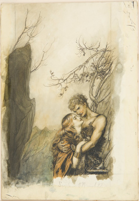 Arthur Rackham. Beloved Ones