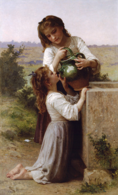 William-Adolphe Bouguereau. At the source