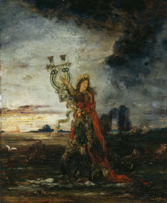Gustave Moreau. Arion