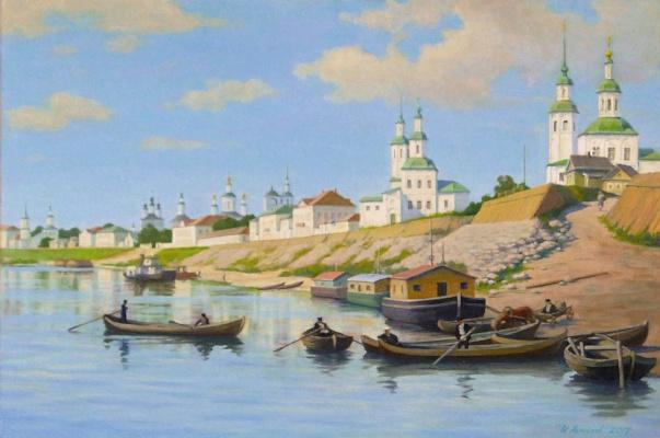 Igor Lemekhov. Old Ustyug