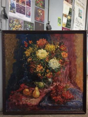 """Catherine Zaborovskaya. """"Fruits of October"""""""