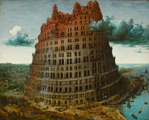 The Tower of Babel (little)