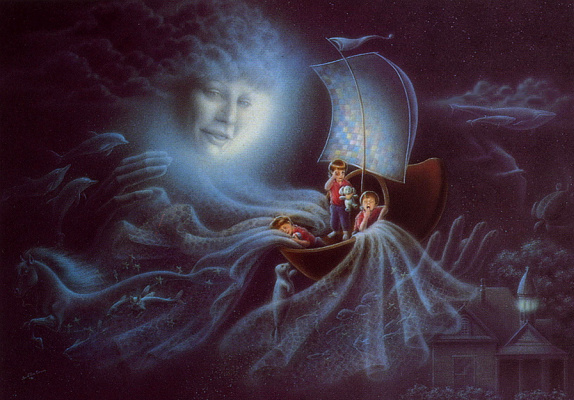 Сью Эллен Браун. Корабль