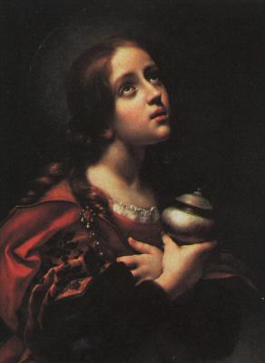 Carlo Dolci. Mary Magdalene