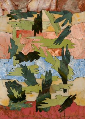 Boris Lazarevich Oshkukov. Ehi groins, florentine mosaic