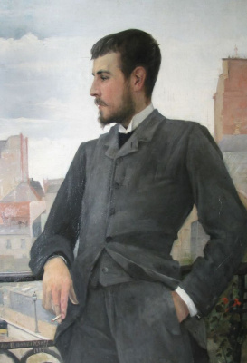 Мария Константиновна Башкирцева. Prince Bozidar Karageorgievich