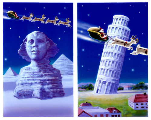 Майкл Гарленд. Мышь перед Рождеством 13