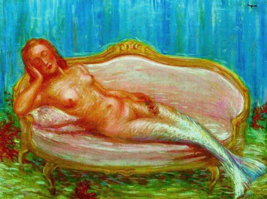 René Magritte. Forbidden world