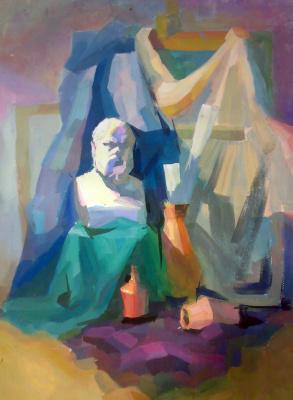 """Виолетта Водяная. """"Художник должен в своих произведениях выразить состояние ума"""" ( Сократ)"""