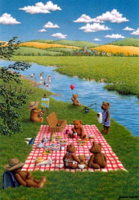 Джули Клэр. Медвежий пикник