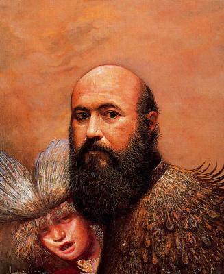 Гинес Лиебана. Портрет мужчины