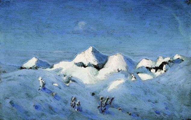 Архип Иванович Куинджи. Зима
