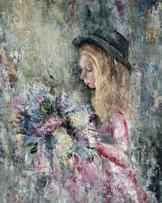 Алина Евгеньевна Шварёва (Галкина). Lilac rain