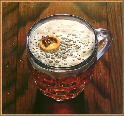 Джерри Лофаро. Пиво