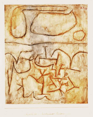 Paul Klee. Historical land