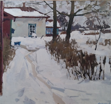 Константин Матвеевич Ломыкин. Седнев.