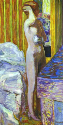 Pierre Bonnard. Nude grace