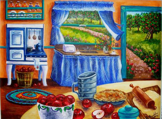 Ольга Морозова. Сельская кухня
